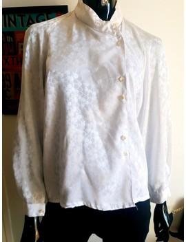 Chemise Blanche Satinée *Vintage* by Vintage