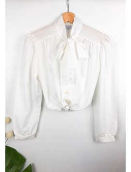Beautiful Vintage Blouse 🌸 Taille : M by Vintage