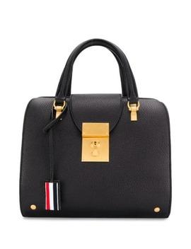 Zip Top Deerskin Mrs.Thom Jr. Bag by Thom Browne