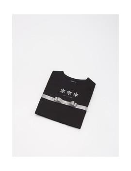 Tricou Cu Motiv De Sărbători by Reserved