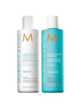 Moroccanoil Moisture Repair Shampoo And Conditioner Duo (2x250ml) by Moroccanoil