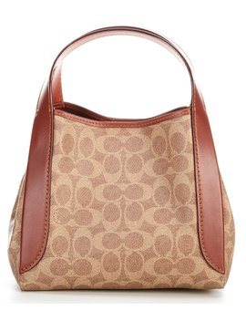 Signature Hadley 21 Hobo Bag by Coach