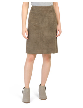 French Cord Skirt by Tj Maxx