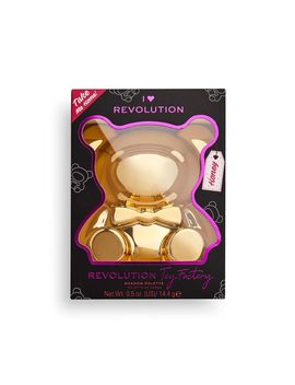 Teddy Bear Palette Honey by Revolution