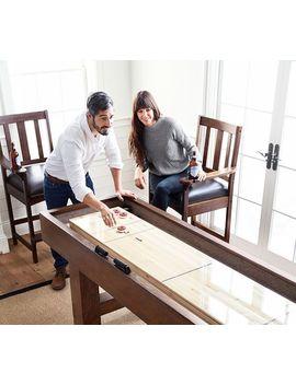 Shuffleboard Table by Pottery Barn