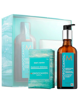 Cleanse + Style Duo by Moroccanoil