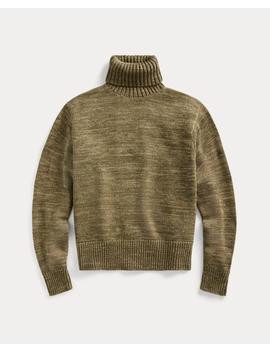 Cotton Turtleneck Sweater by Ralph Lauren