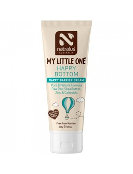My Little One Happy Bottom Nappy Barrier Cream 100 G by Natralus