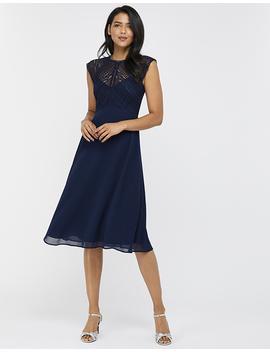 Lolita Lace Midi Dress by Monsoon