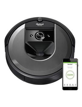 I Robot Roomba  I7 3 Stage Cleaning Vacuum by Irobot