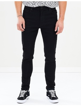A Dropped Skinny Jeans by Abrand