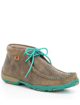 Women's Original Chukka Driving Mocs by Twisted X