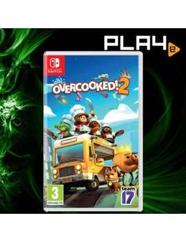 Switch Overcooked 2 by Nintendo Switch