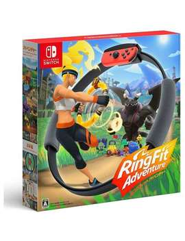 Nintendo Switch Ring Fit Adventure by Nintendo