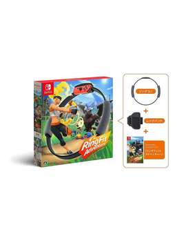 Ring Fit Adventure   Nintendo Switch Jp (Ready Stock) by Nintendo