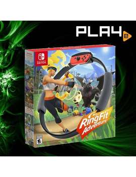 Nintendo Switch Ring Fit Adventure (Local) by Nintendo Switch