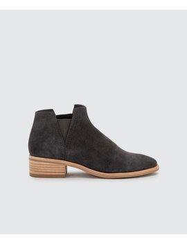 Tovah Booties In Anthracitetovah Booties In Anthracite by Dolce Vita
