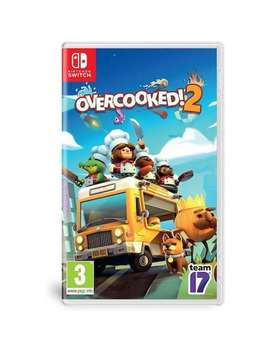 Nintendo Switch Overcooked 2 Eur (R2) by Nintendo