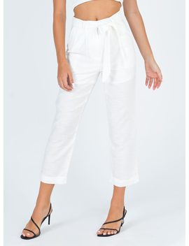 Carter Leigh Pants by Princess Polly