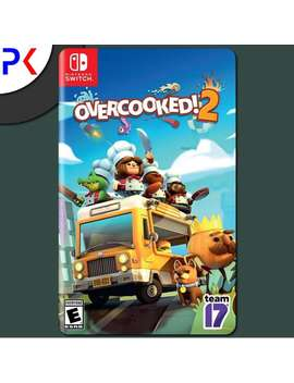 Nintendo Switch Overcooked 2 (Eu) by Nintendo Switch