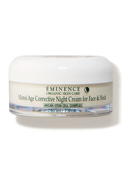 Monoi Age Corrective Night Cream For Face And Neck (2 Fl. Oz.) by Eminence Organic Skin Care Eminence Organic Skin Care