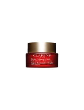 Clarins Super Restorative Night Cream, All Skin Types, 50ml by Clarins