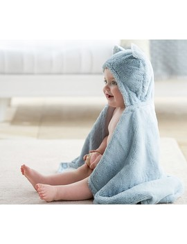 Faux Fur Bear Baby Hooded Towel by Pottery Barn Kids