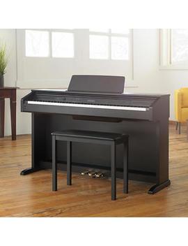 Casio Ap260 Celviano 88 Key Digital Piano Bundle by Casio
