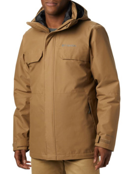 Columbia Men's Cloverdale Interchange Insulated Jacket by Columbia