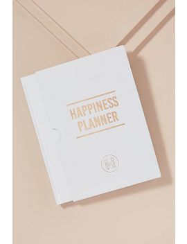The 100 Day Happiness Planner by Anthropologie