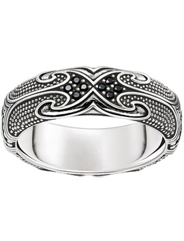 Silberring by Thomas Sabo