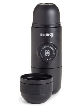 Soda Says X Wacaco Minipresso Gr Portable Espresso Machine by Wacaco