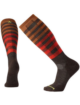 Smartwool Men's Ph D Slopestyle Light Ifrane Socks by Eastern Mountain Sports