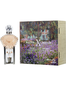 Monet Master X Master   Eau De Parfum Spray With Display Stand 3.4 Oz by Monet's Palette