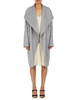 Cashmere Open Front Coat by Barneys Xo Colombo