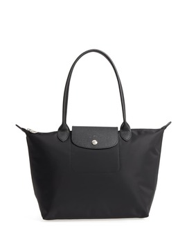 Medium Le Pliage Neo Nylon Shoulder Bag by Longchamp