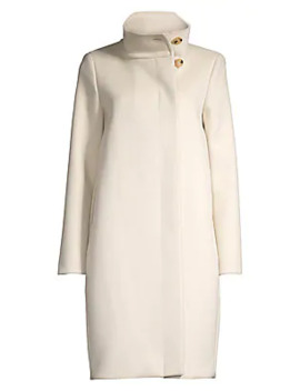 Fire Virgin Wool & Cashmere Coat by Max Mara