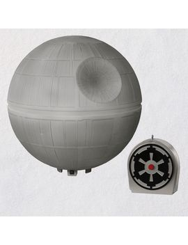"Star Wars™ Death Star™ Tree Topper, 6.3""Orville Wilson by Hallmark"