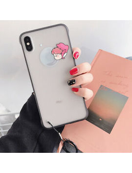 Cute Phone Case Couple Cover For Apple I Phone 11 Pro Max Xr Xs X 8 7 6s 6 Plus by Unbranded