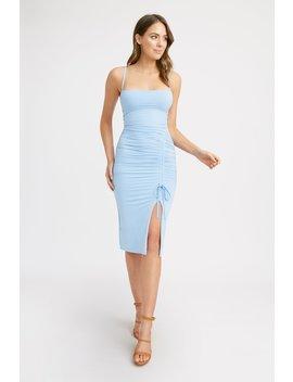 Bronwyn Drawstring Dress by KookaÏ