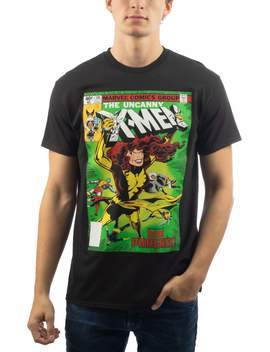 Men's And Big Men's Marvel X Men Volume 136 Comic Graphic T Shirt by Marvel