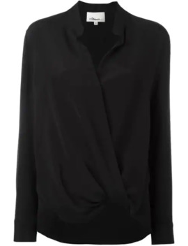 Silk Wrap Blouse by 3.1 Phillip Lim