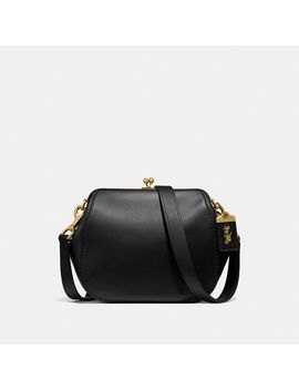 Frame Saddle Bag by Coach
