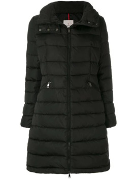 Flammette Padded Coat by Moncler
