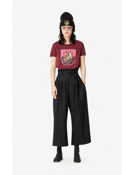 'tiger Mountain' 'capsule Expedition' T Shirt by Kenzo