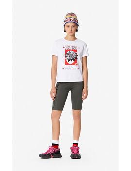 'rice Bags' T Shirt by Kenzo