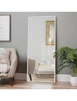 Lotte Modern And Contemporary Full Length Mirror by Ivy Bronx