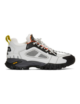 Off White Security Sneakers by Heron Preston