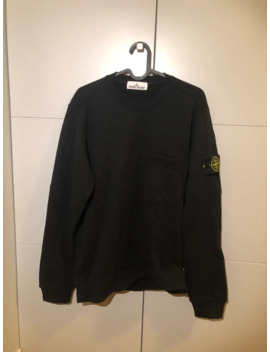 Stone Island Black Sweatshirt Crewneck M by Stone Island  ×