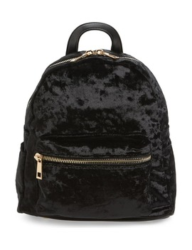 Mini Velvet Backpack by Bp.